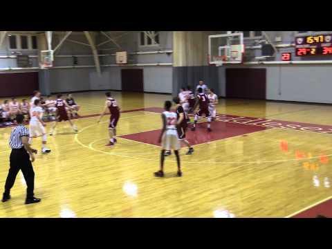 Boys Basketball Middlesex VS Thayer Academy