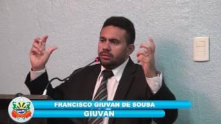 Pronunciamento Giuvan de Sousa 07 10 2016