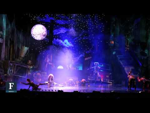 Cats, teatro mexicano con talla de Broadway