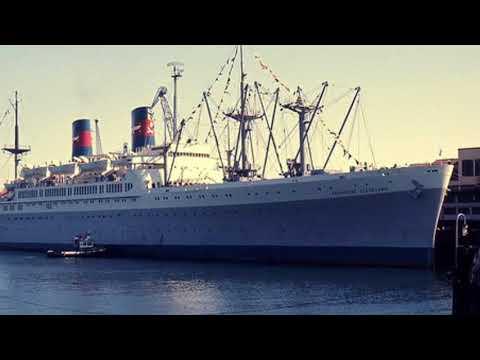 American President Line Ships