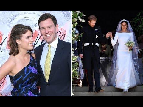 Princess Eugenie Wedding Televised.Princess Eugenie Wedding On Tv Bbc Declined To Air Royal Wedding Next Month