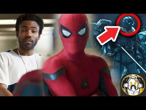 Spider-Man: Homecoming Final Trailers BREAKDOWN & Vulture Backstory!