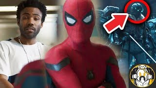 Spider-Man: Homecoming Final Trailers BREAKDOWN & Vulture Backstory!