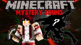 Minecraft - MYSTERY SOUND?