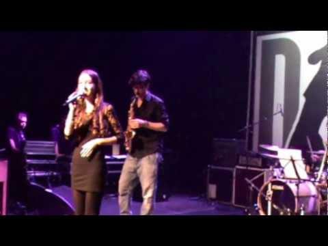 Samira Bogaard Quintet - How high the moon
