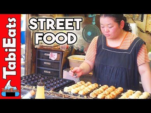 Street Food Japan - 10 BEST Street Food in Ueno (TOKYO)