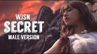[MALE VERSION] WJSN - Secret