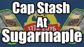 Fallout 76 - Cap Stash Location Sugarmaple - Where to Find Cap Stash Sugarmaple