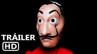 LA CASA DE PAPEL Temporada 4 Anuncio Tráiler Español Latino (2020) thumbnail