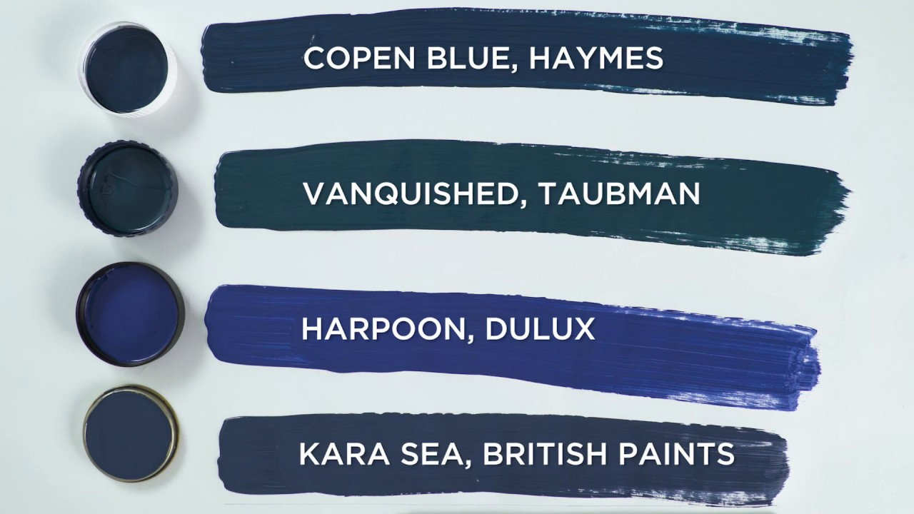 Which Navy Blue Paint Is Right For Your Home