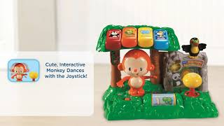 VTech Learn and Dance Interactive Zoo Baby Toys