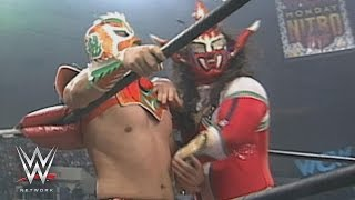 WWE Network: Ultimo Dragon vs. Jushin Thunder Liger: WCW Monday Nitro, December 30, 1996