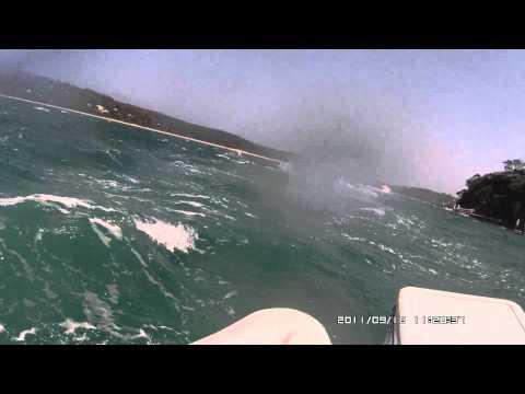 kimil8000 craigcat 40knots(75km/h)wind sydney atc9k