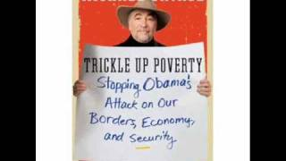 Michael Savage reads from Trickle Up Poverty