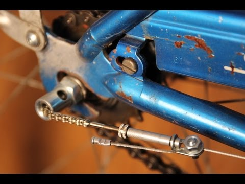 How To Adjust 3 Speed Cable Sturmey Archer Schwinn