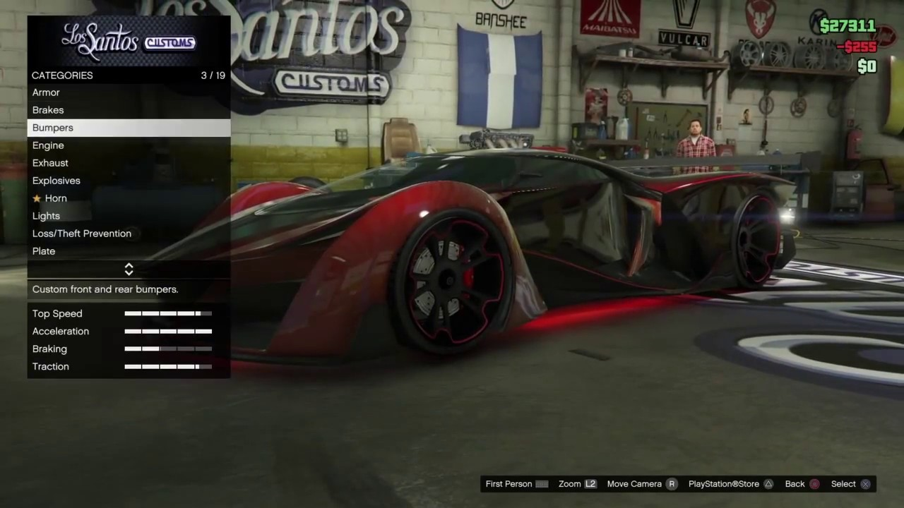 GTA Online: Selling My X80 for a Car Warehouse - YouTube