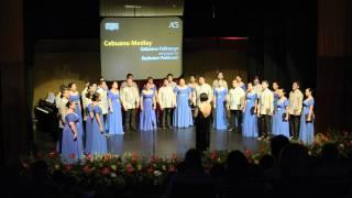 Cebuano Medley (ateneo Chamber Singers)