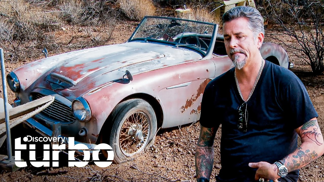 Duas compras de carros abandonados feitas por Richard | Dupla do Barulho | Discovery Turbo Brasil