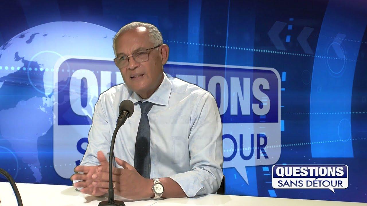 Jean DARTRON Président de la Ligue Guadeloupéenne de Foot était l'invité de Warren CHINGAN sur