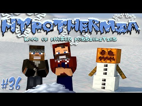 """SUPER WITHER BLENDER!"" HYPOTHERMIA /w BENTLEY #36"