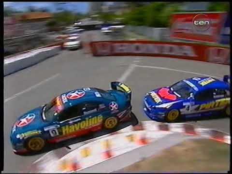 2001 V8 Supercars   Gold Coast Indy   Race 1