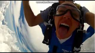 Miley Cyrus - Jump Out Of A Plane (Official Video)