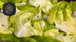Salatdressing - Essig Öl Dressing selber machen - Perfekt für grünen Salat 🥗