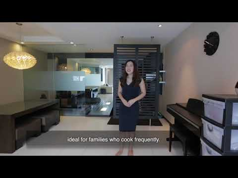 Singapore HDB Property Listing Video - Punggol Central Executive Apartment