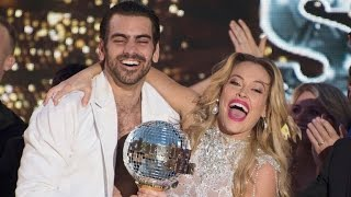 Deaf Model Nyle DiMarco Wins 'Dancing With the Stars' - Watch the Emotional Moment!
