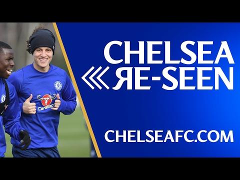 CHELSEA RE-SEEN: David Luiz and Willian on FNL, Super CundyMan and untouchable Eden Hazard
