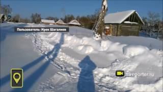 Орловская область, Башкирия, Кузбасс, Новосибирск не справляются с последствиями снегопадов(В нескольких регионах России устраняют последствия обильных снегопадов. Причем - не всегда успешно. В Орлов..., 2017-02-05T14:07:51.000Z)