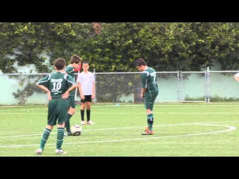 Football Juniors Bermuda February 18 2012