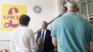 Unedited version of BBC interview