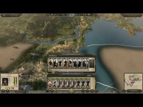 Total War: Attila Prologue Part 8 - The Horde Forms