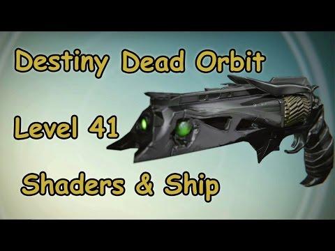 Destiny Dead Orbit Level 41