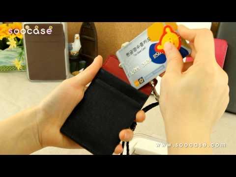 Card Holder   카드홀더 목걸이 재클린   수케이스 review