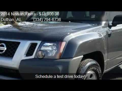 2014 nissan xterra for sale in dothan al 36305 at bondy 39 s youtube. Black Bedroom Furniture Sets. Home Design Ideas