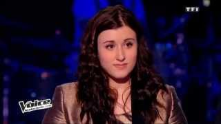 The Voice France 2014 | Caroline Vs Mellissa