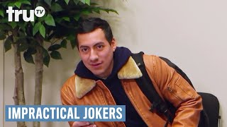 Impractical Jokers - Joe, Vampire Receptionist | truTV