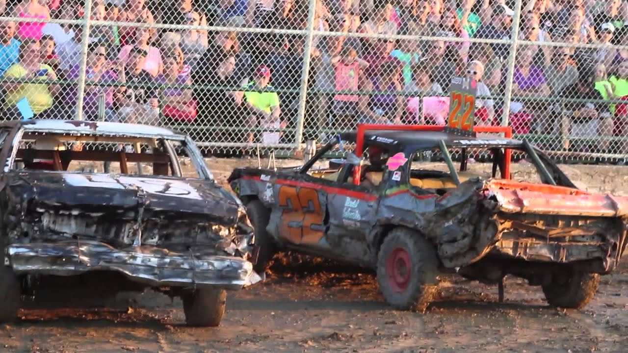 Illinois will county peotone - Will County Demolition Derby 2013 Teaser Trailer 1