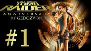 Tomb Raider Trilogy: Anniversary - Episode 1 - PS3 HD Collection