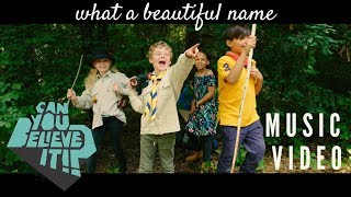 What A Beautiful Name (Music Video) - Hillsong Kids