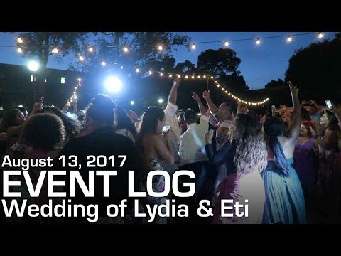 Event Log #63 - DJed a Polynesian UCLA Wedding for 500+ Peoples!