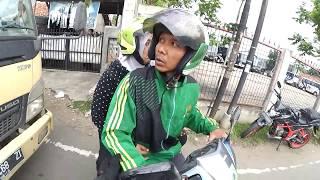 Road Rage   Hampir Crash Truk vs Motor   Motovlog Indonesia CB150R