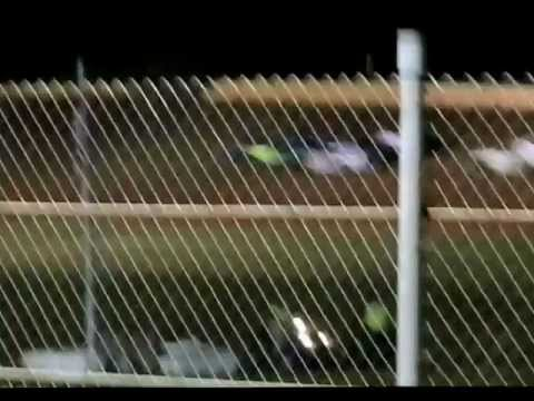 Modified Feature at Deep South Speedway 8-25-12 Video by Kassi Cook