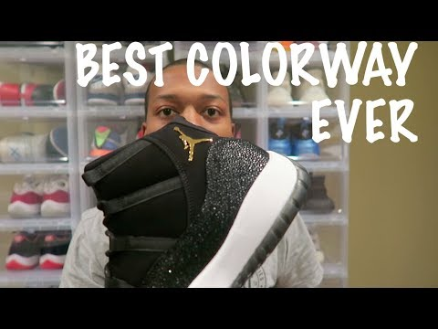 Jordan 11 Heiress Black Stingray EARLY....BEST GS COLORWAY OF ALL TIME!!!