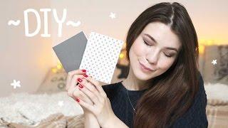 DIY СКЕТЧБУК | Как сделать блокнот своими руками