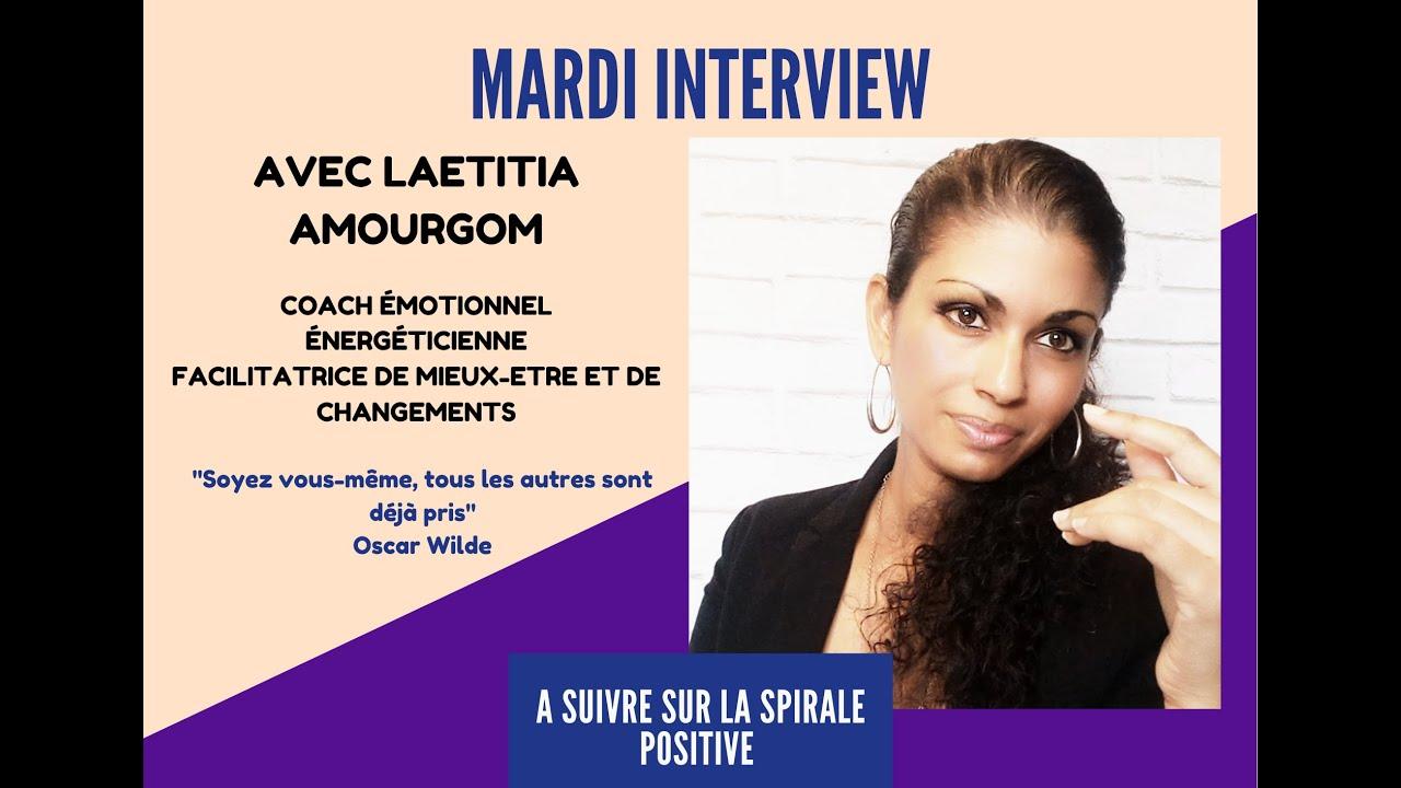 Interview avec Laetitia Amourgom : Comment vivre dans la Magie de la Gratitude