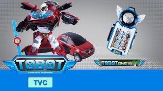 TOBOT Z+Z&Y SmartKey INTL TVC [또봇 해외 티비광고]