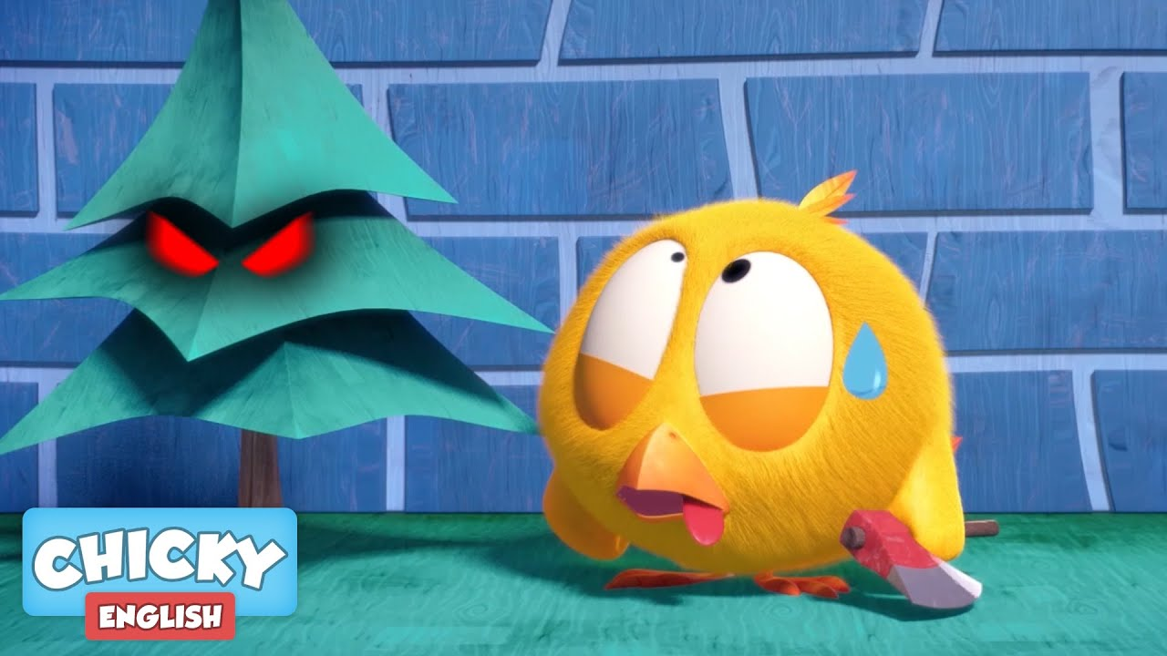 Where's Chicky? Funny Chicky 2020 | EVIL TREE | Chicky Cartoon in English for Kids